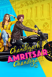 Chandigarh Amritsar Chandigarh