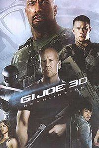 G.I. Joe: Retaliation 3D (English)