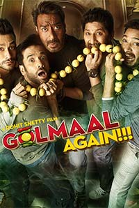 Golmaal Again (Exclusively for Women)