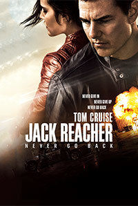 Jack Reacher: Never Go Back (Exclusively For Women)