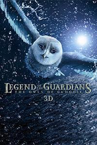 Legend Of The Guardians: Owls Of GaHoole(IMAX3D)