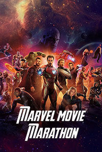 Marvel Movie Marathon (3D)