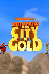 Motu Patlu In The City Of Gold Movie 2018 Reviews Cast