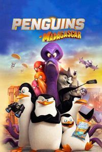 Penguins Of Madagascar (3D)
