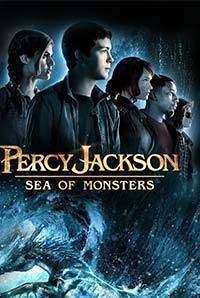 Percy Jackson Sea Of Monsters Movie Poster