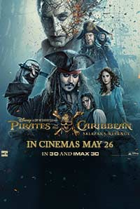 Pirates of the Caribbean: Salazar`s Revenge (3D)
