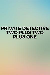 Private Detective: Two Plus Two Plus One