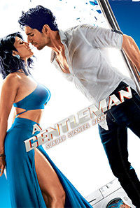 Buy 1 & Get 1 Offers on A Gentleman Movie Tickets