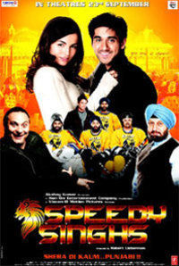 Speedy Singhs (English)