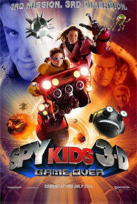Spy Kids 3-Game Over