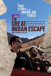The Great Indian Escape  Khulay Asmaan Ki Oar