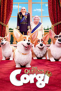 The Queen`s Corgi