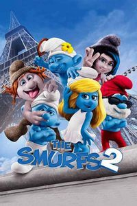 The Smurfs 2 (2D English)
