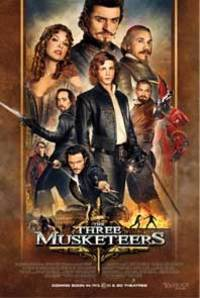 The Three Musketeers  3D (Hindi)