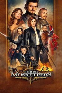 The Three Musketeers (3D)