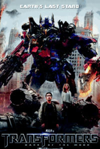 Transformers 3 : Dark of the Moon (3D)