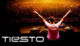 DJ Tiesto - One of the World's best.