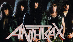 Buy Tickets for Anthrax India tour