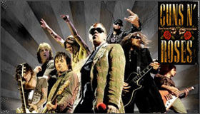 Guns N' Roses India Tour this December. Dates and Schedule Announced<br />( 07 Nov, 2012 )