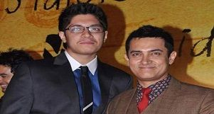 Aamir Khan's son Junaid To Make His Acting Debut!