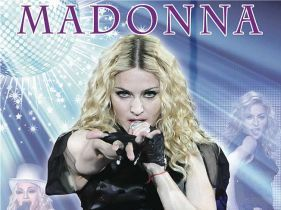 The Material Girl - Madonna! ( 13 Aug, 2013 )