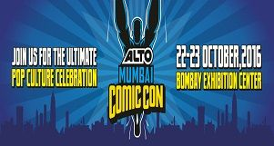 Mumbai Comic Con is back!