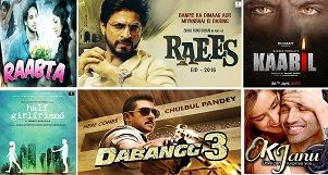 Raees, The Mummy, Ok Jaanu and Many More Trailers To Watch Out For!