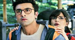 Ranbir-Katrina Look So Adorable In The First Song of Jagga Jasoos!