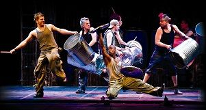 STOMP YOUR WAY TO THE NCPA THIS DECEMBER