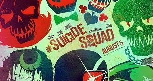 Suicide Squad – A Bunch of Super Villains Out For a Mission to Save The World!