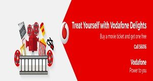 Vodafone Tuesday Delights- Offer You Just Can't Miss!