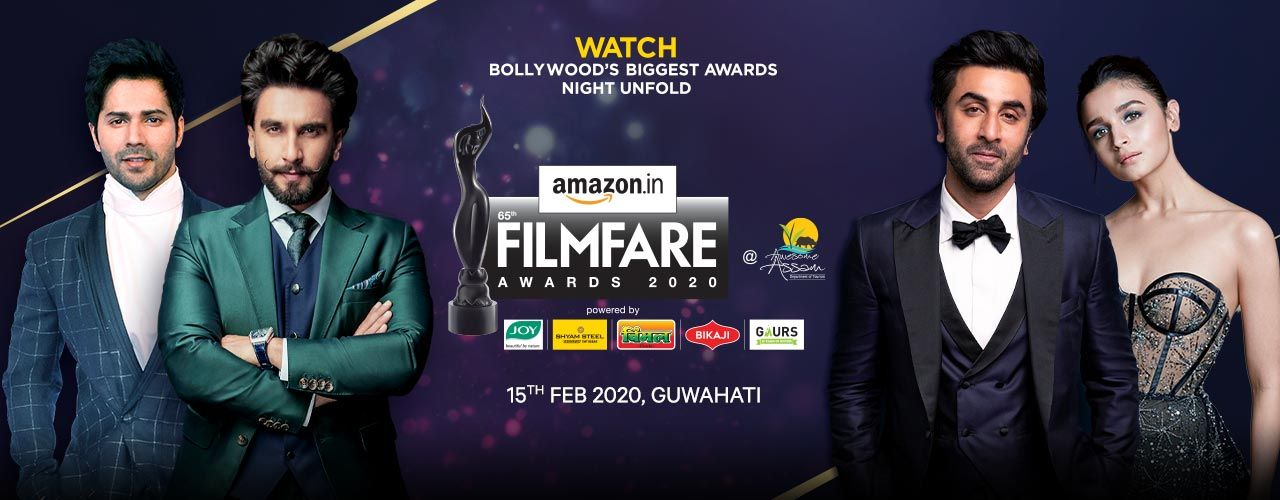 65th Amazon Filmfare Awards 2020