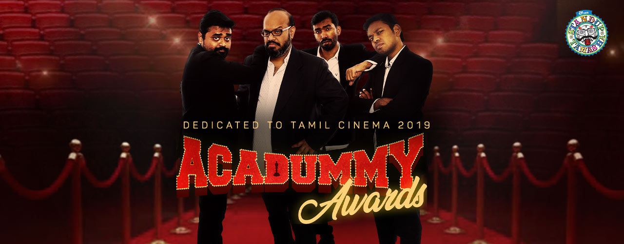 Acadummy Awards 2019 in Chennai