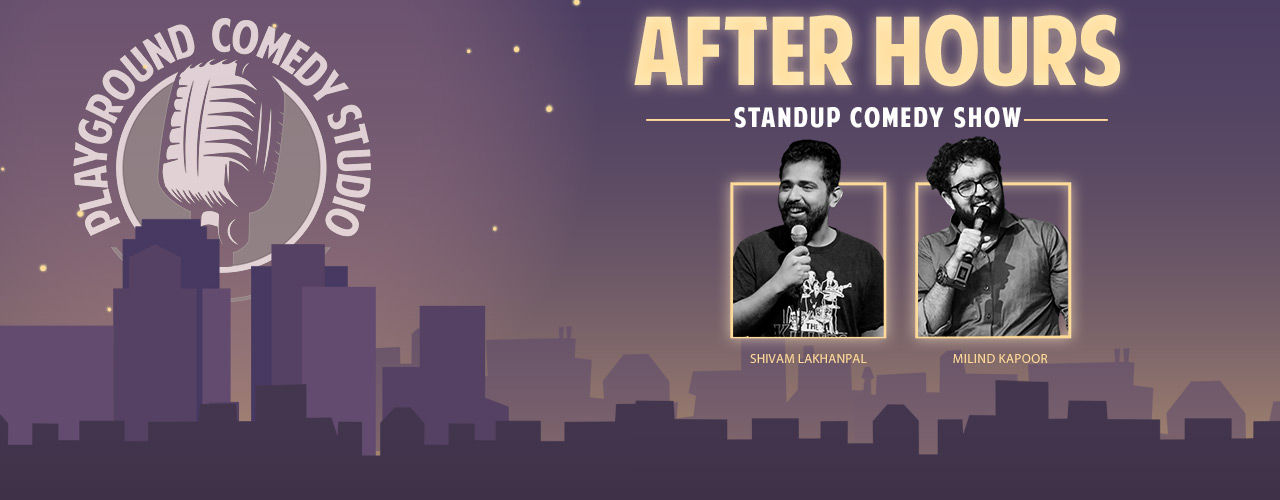 After Hours - A Stand-Up Comedy Show