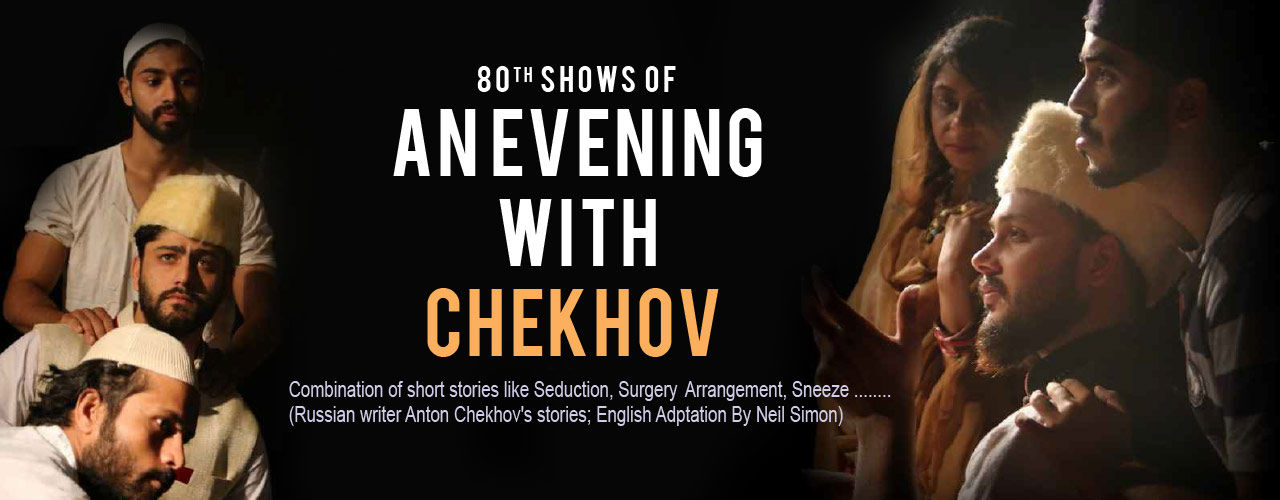 An Evening With Chekhov