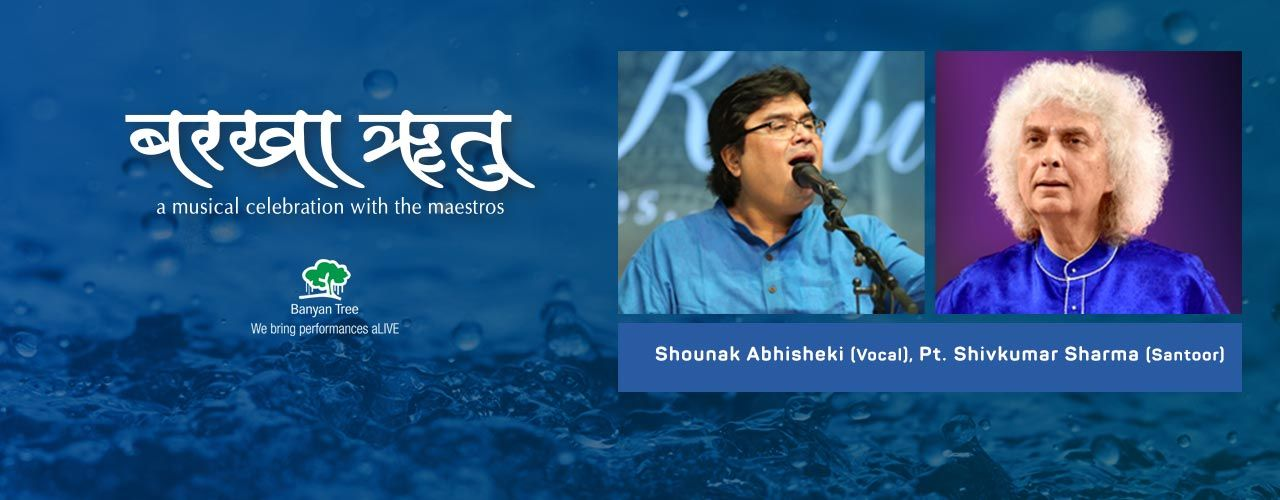 Barkha Ritu - Musical Celebration with Maestros music-shows Pune