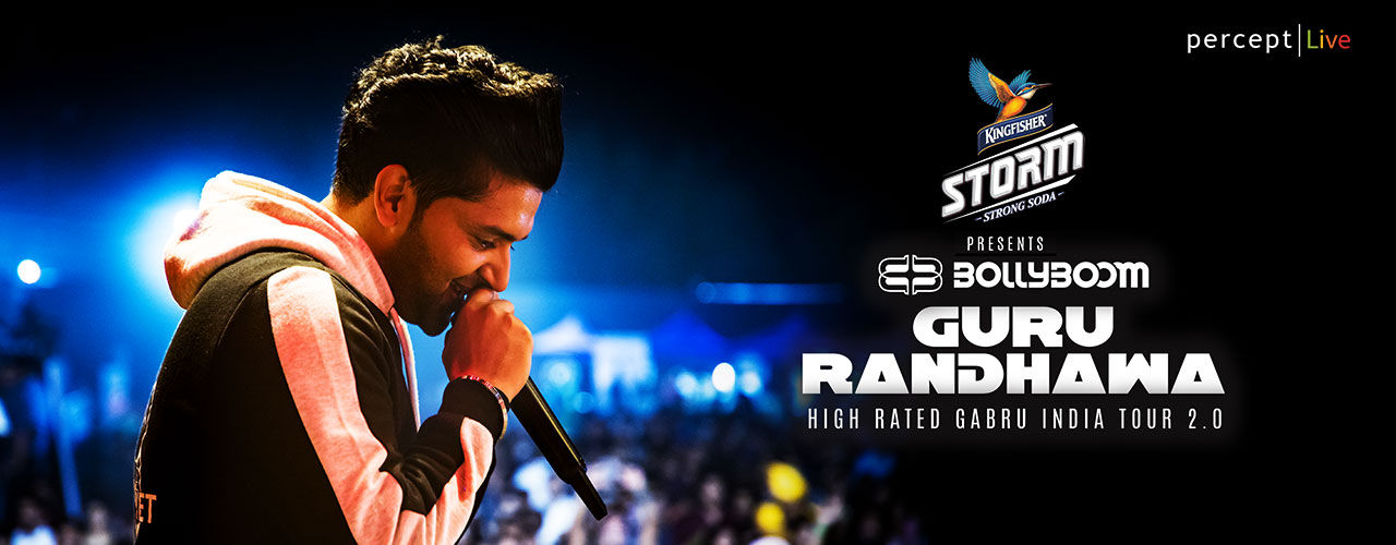 Bollyboom Guru Randhawa India Tour 2.O - Phase 2