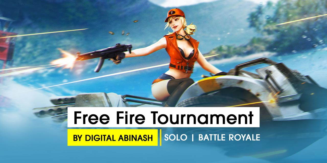 Free Fire Mobile Tournament By Digital Abinash E Sports Bookmyshow
