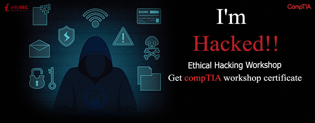 I'm Hacked | Ethical Hacking Workshop in Chennai