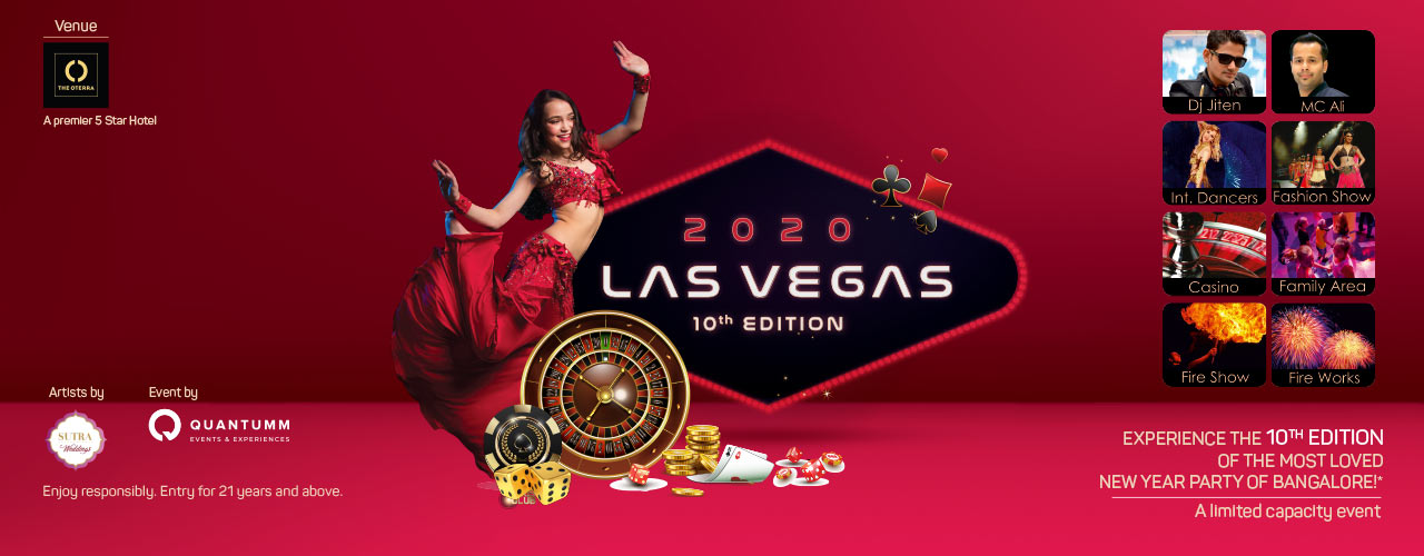 Las Vegas 2020 - The 10th Edition