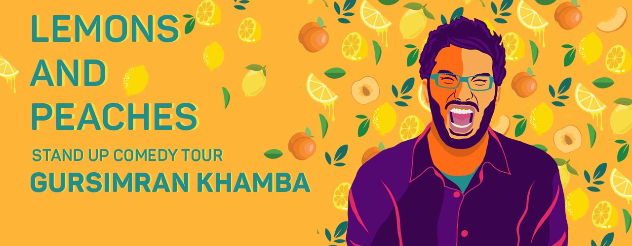 Lemons and Peaches feat. Gursimran Khamba | Kolkata