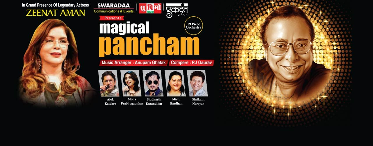 Magical Pancham Music-shows Mumbai - Bookmyshow | BookMyShow
