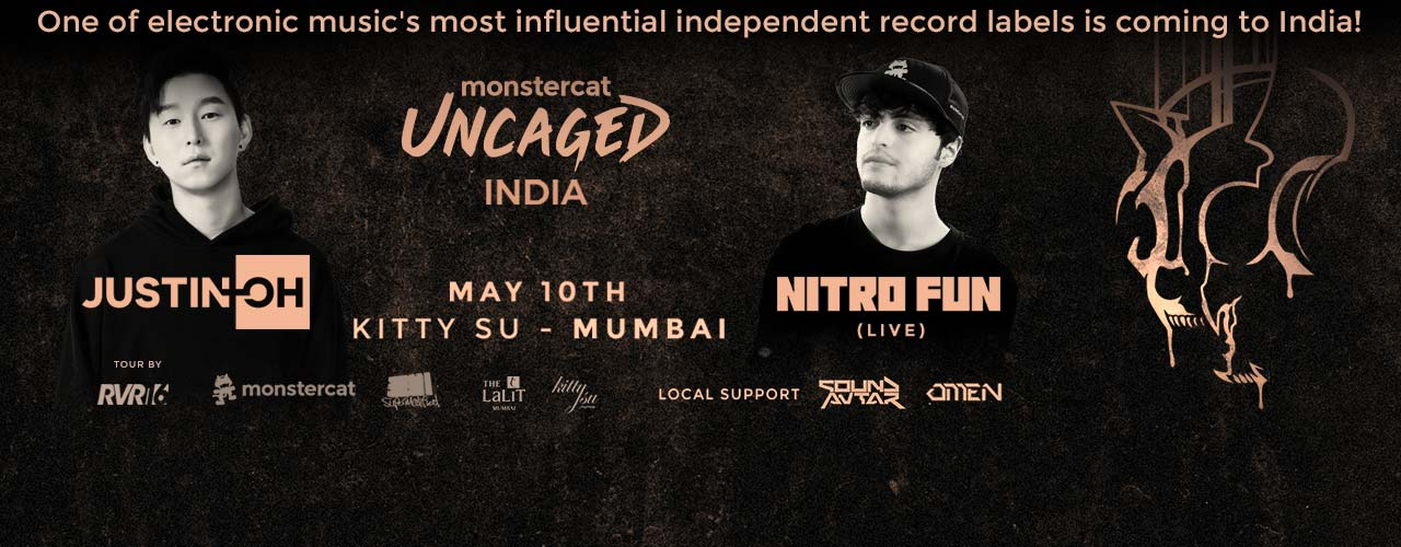 Monstercat Uncaged - Mumbai Music-shows Mumbai - Bookmyshow