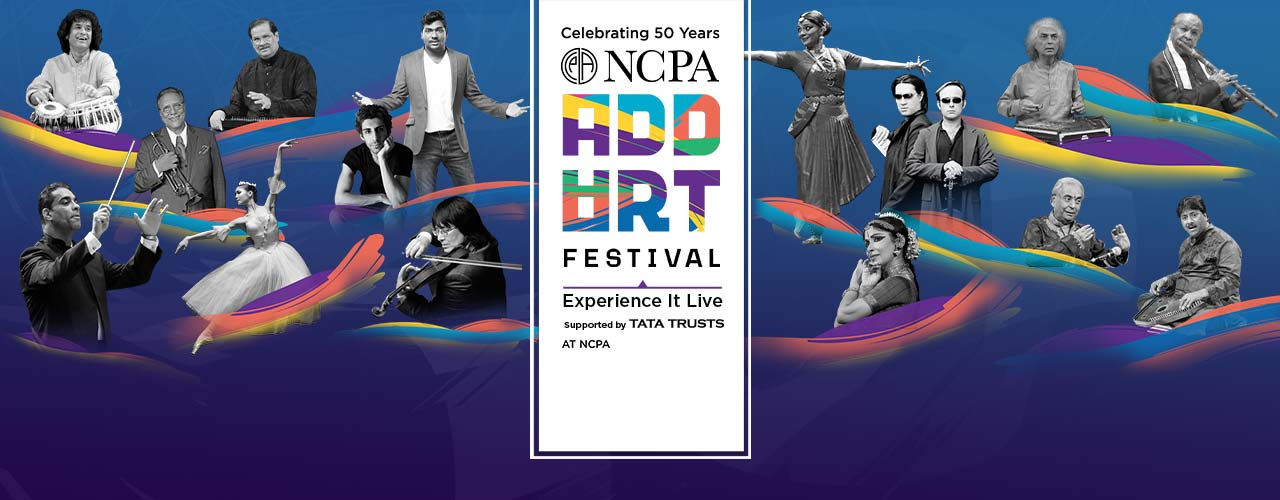 Image result for ncpa add art festival