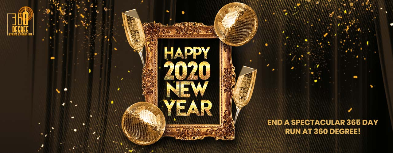 New Year Bash 2020