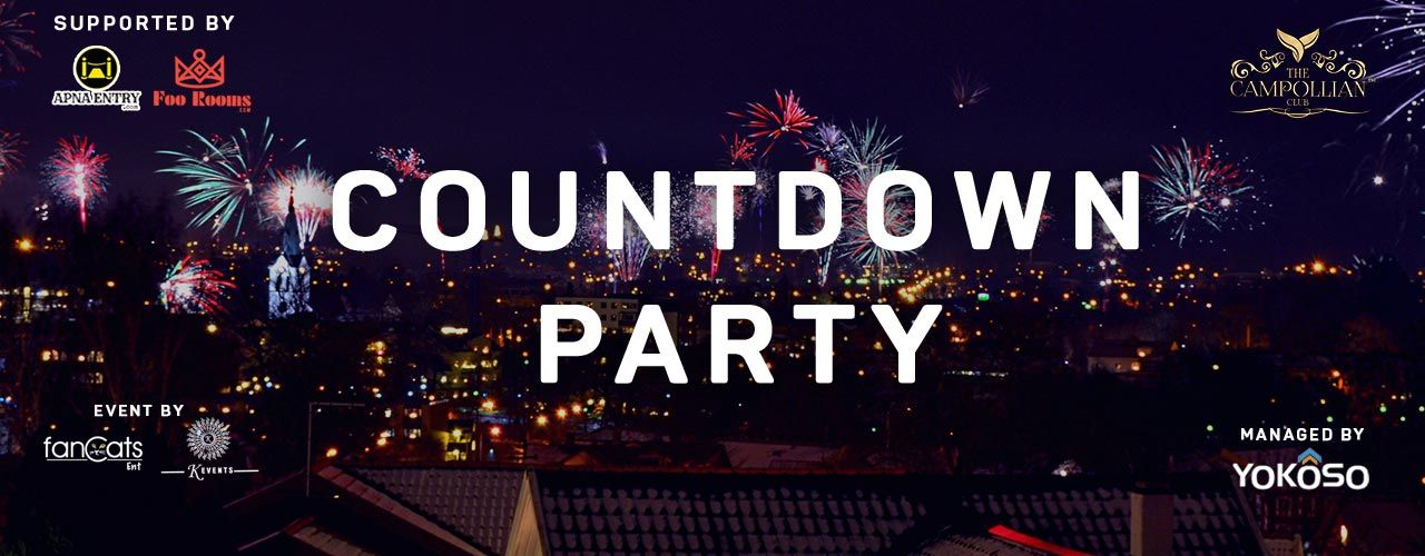 NYE Countdown Party 2020