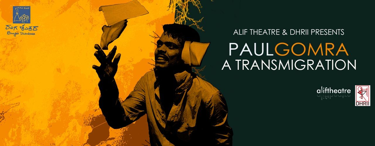 Paul Gomra Hindi English Theatre-plays Play In Bengaluru