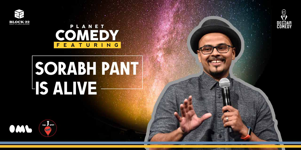 Planet Comedy feat. Sorabh Pant Is Alive