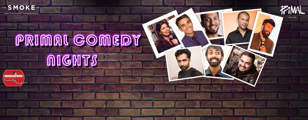 Primal Comedy Nights