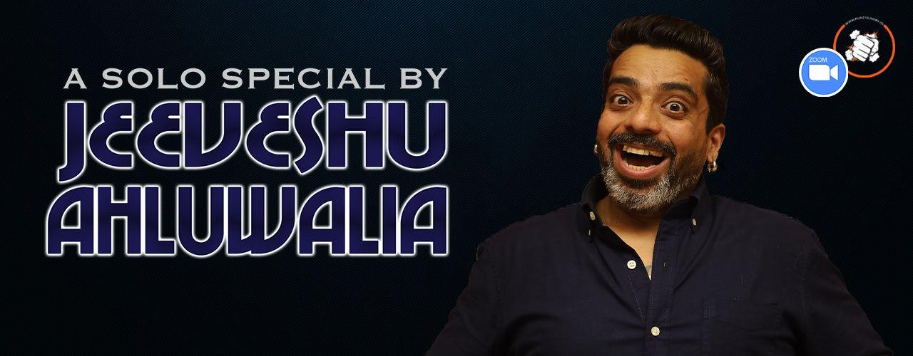 Punchliners Comedy show ft. Jeeveshu Ahluwalia
